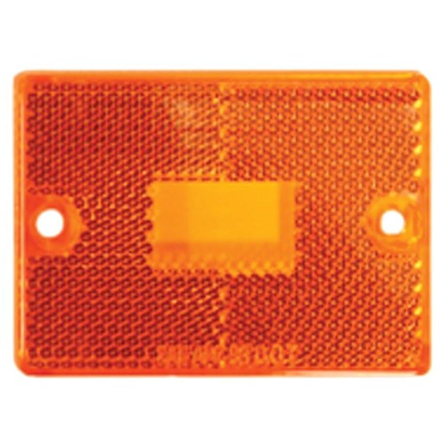Blazer B9423A Rectangular Replacement Lens, Amber