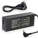 19V 3,95A 75W Cargador de portátil para Toshiba Satellite Cargador que incluye: C55 C50 C55D C655 C850 C855 L755 L655 L745 L775 L855 y más 5,5 x 2,5 mm Cable adaptador de fuente de alimentación