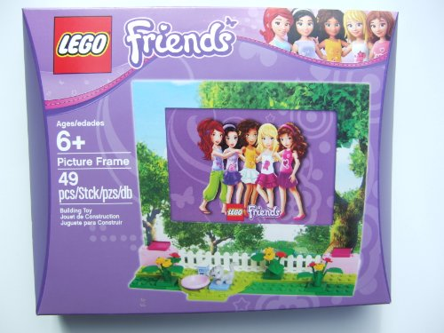 Lego Friends 853393 - Bilderrahmen mit Bausteinen / Diorama