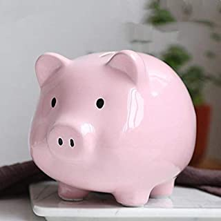 Yadianna Decorations Art Craft Child Money Bank Money Piggy Bank Storage Tank