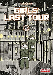 Girls' Last Tour Edition simple Tome 2