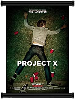 Project X Movie 2012 Fabric Wall Scroll Poster (16