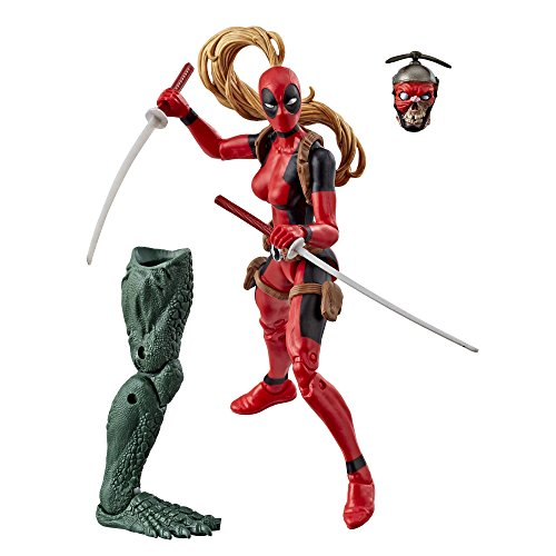 Hasbro Deadpool- Fig. LEGENS 6