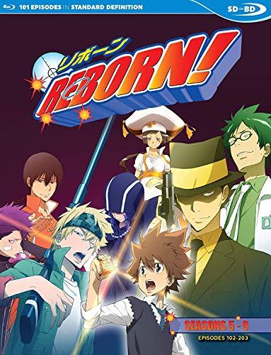 Reborn Tv Series: Volume 2 [Blu-ray]