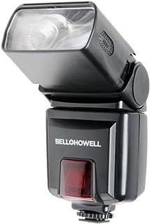 Bell & Howell Z480AF-N Camera Flash for Nikon (Black)