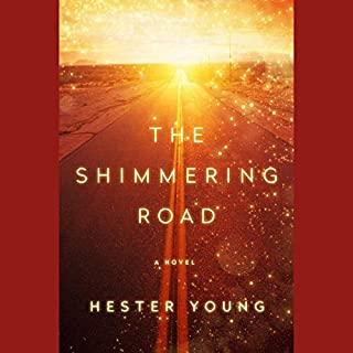 The Shimmering Road audiobook cover art