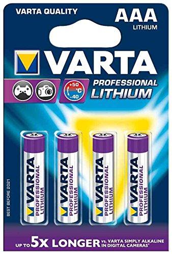 DURACELL SIMPLY ALKALINE AAA LR03 MN2400 MICRO QUALITY BATTERIEN 1,5 Volt 10er