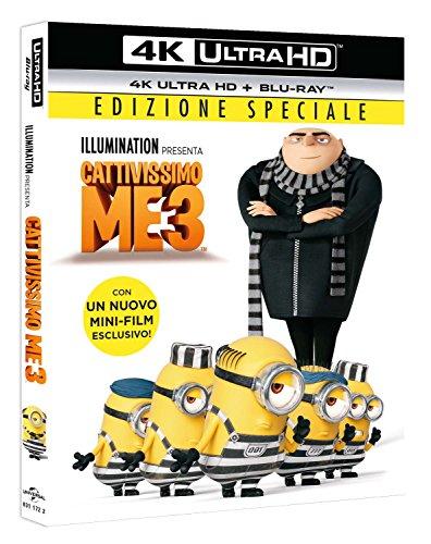 Cattivissimo Me 3 (4K+Br)