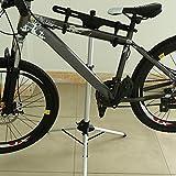 alterdj, supporto universale per riparazione bici in alluminio per sport all'aria aperta, durevole per la manutenzione e la riparazione di biciclette