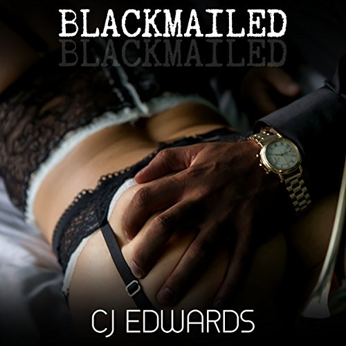 Blackmailed audiobook cover art