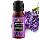 Organix Mantra Lavender Essential Oil, 100% Steam Distilled Pure & Natural (15ML)