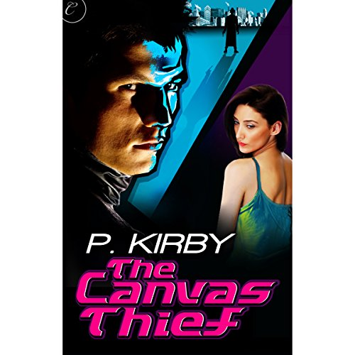 The Canvas Thief cover art