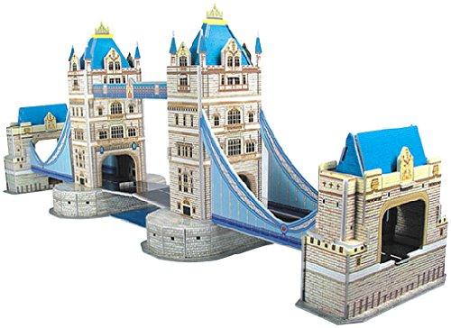 Puzzle 3D Tower Bridge de Londres