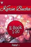 Karin Bucha Paket 1 – Liebesroman: E-Book 1-50