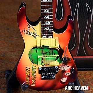 metallica miniature guitars