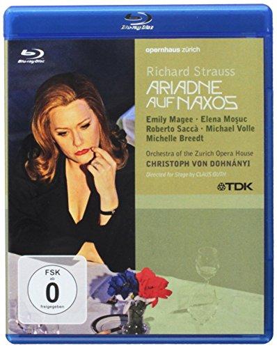 Strauss - Ariadne auf Naxos [Blu-ray]