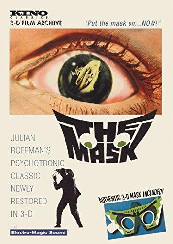 Mask 3-D [Edizione: Stati Uniti] [Italia] [DVD]