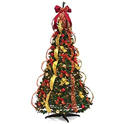 Image of Christmas Tree Fully...: Bestviewsreviews