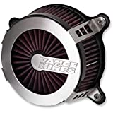 Vance & Hines Cage Fighter VO2 Air Intake (Brushed Aluminum) for 06-07 Harley...