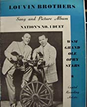 Song And Picture Album: The Louvin Brothers; Nation's No. 1 Duet