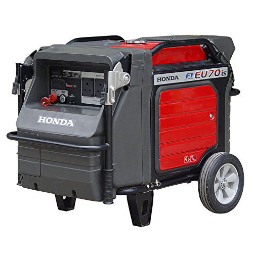 Honda EU 70is Metal & HDPE Multicolor Inverter Generator