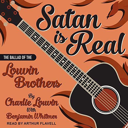 Satan Is Real audiobook cover art