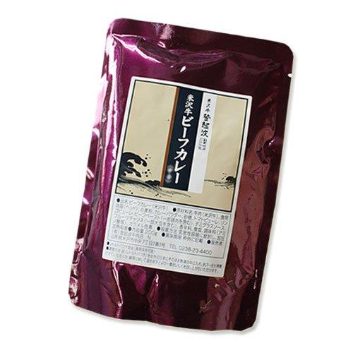 米沢牛登起波 米沢牛ビーフカレー(辛口・200g×1袋・ギフト箱なし)