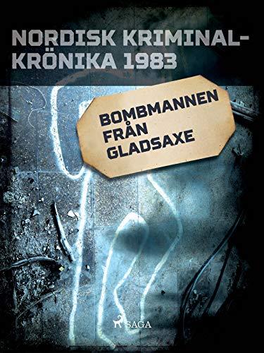 Bombmannen från Gladsaxe (Swedish Edition)