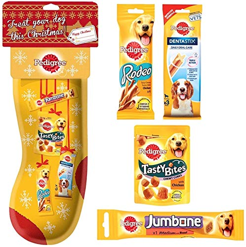 Pedigree Christmas Dog Stocking