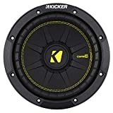 Kicker CompC 44CWCS84 8' 4-ohm Component Subwoofer