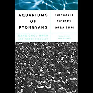 The Aquariums of Pyongyang cover art