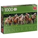 Jumbo 18827 Premium Collection – Haflinger Pferde, 1000