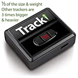Tracki 2019 Model Mini Real time GPS Tracker. Full USA & Worldwide Coverage. For...