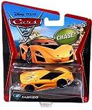 Disney Pixar CARS 2 Movie 1:55 Die Cast Car Fabrizio # 47 *Chase*