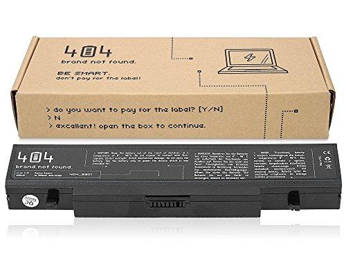 Wessper Batería para Samsung AA-PB9NC6B AA-PB9NS6B AA-PB9NC6W AA-PB9MC6W NP300E5A AA-PB9MC6B P410 AA-PB9NS6W R580 R540 NP300V5A R505 Q210 - Alto Rendimiento [6 Celdas/4400mAh]