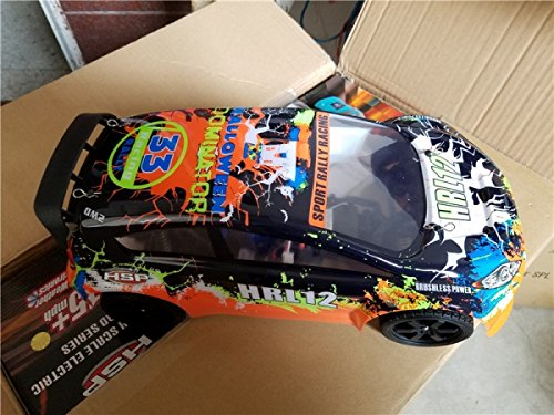 RC Rally Car kaufen Rally Car Bild 1: SPL/HSP Racing 1:12 2WD RTR Race Rally Car*