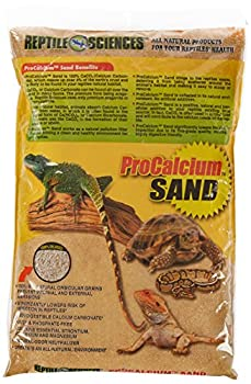 reptile sand substrate