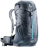deuter ac lite 26 zaino casual, 58 cm, liters, nero (black)