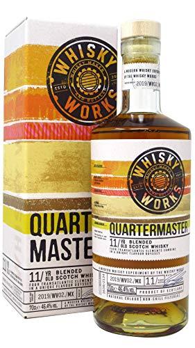 Blended Malt - Whisky Works - Quarter Master - 11 year old Whisky