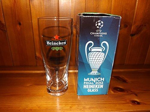 Heineken Champions Leauge Munich finale 2012in vetro