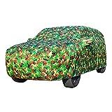 車体カバー 车罩,与梅赛德斯-奔驰M级车罩兼容,5kg厚的完整外罩,防雹/冷/冰冻/隔热/防划伤 のカーカバー (Color : B, Size : 2012 ML 300)