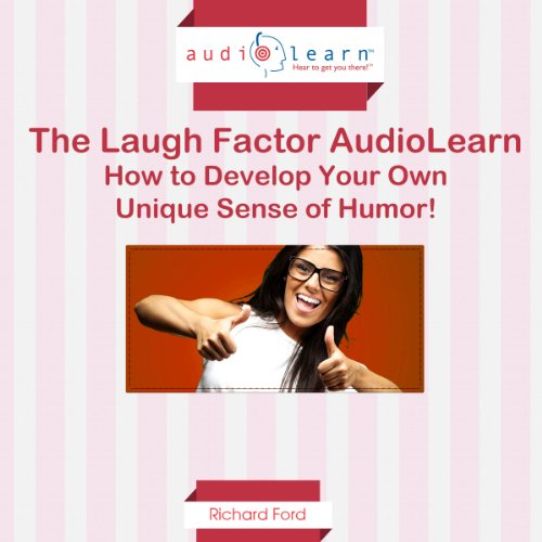The Laugh Factor audiobook cover art