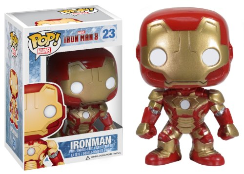 Funko POP!: Marvel: Iron Man 3: Iron Man