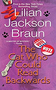 The Cat Who Could Read Backwards (Cat Who... Book 1) by [Lilian Jackson Braun]