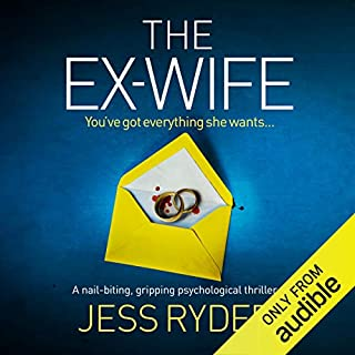 The Ex-Wife audiobook cover art