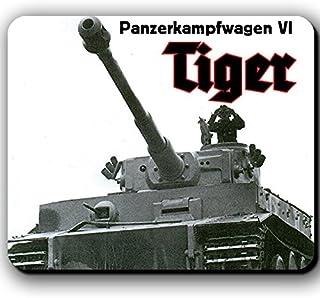 Tiger Tank Armoured Combat Tank VI Heavy Tiger Division Legend Steel Germany Mouse Pad Mouse Mat#13793, [Importado de Reino Unido]