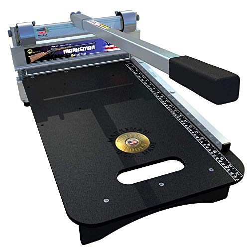 Bullet Tools 13' EZ Shear Marksman Laminate Flooring Cutter For Pergo, Wood & More