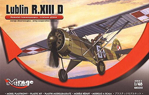 Mirage Hobby 485001 - Lublin R.XIII D Liaison plan, Flugzeug