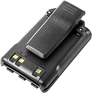 2000mAh Replacement Battery for Alinco DJ-10, DJ-100, DJ-289G, DJ-500, DJ-A10, DJ-A11, DJ-A41, DJ-W100, DJ-W500