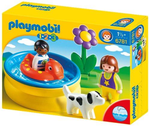 Playmobil 6781 - Kinder mit Planschbecken
